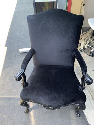 Gothic arm chair for Sale in Anaheim, CA