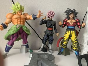 Dragonball Z figures for Sale in Austin, TX
