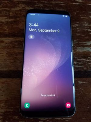 Samsung galaxy S8 Unlocked Excellent for Sale in Pittsburgh, PA