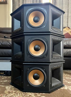 Klipsch Reference RS-3 Surround Speakers for Sale in Chandler, AZ