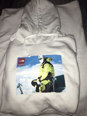 Supreme x The North Face Collab Hoodie for Sale in Manassas, VA