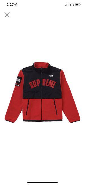 Supreme x The North Face Denali Fleece Jacket Medium for Sale in Murphy, TX