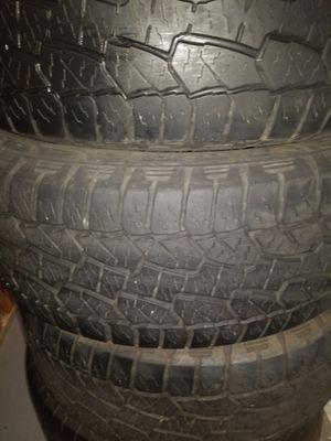 4 Hankook 275/55R20 Tires for Sale in Arlington, VA