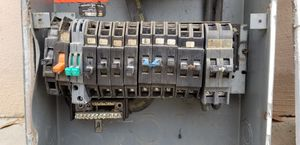 Breaker box with breakers for Sale in West Covina, CA
