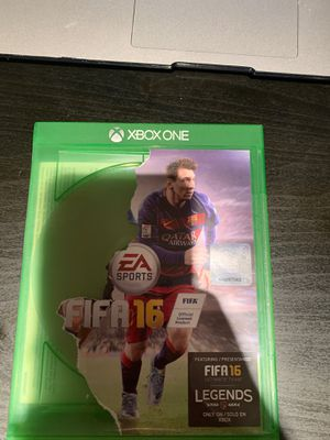 FIFA 16 for Sale in Gaithersburg, MD