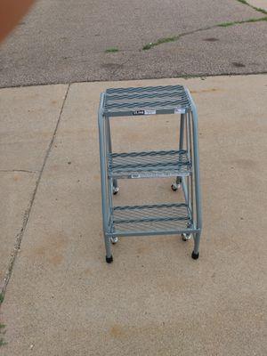 Rolling step ladder for Sale in Rosemount, MN
