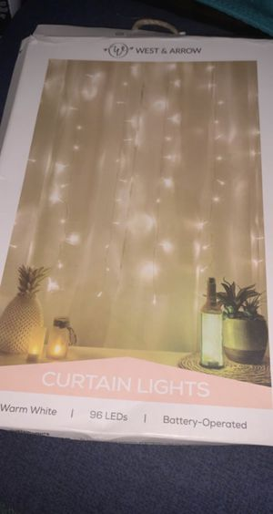 curtain lights for Sale in Rochester Hills, MI