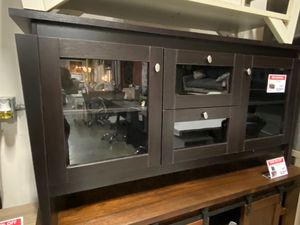TV Stand for TVs up to 70 inch TV , Red Cocoa for Sale in Downey, CA
