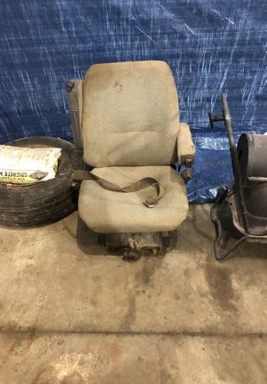 Heavy equipment seat for Sale in Morris, IL