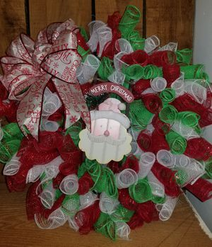 Wreaths for sale $40 each. I can make them whatever color or theme you would like. for Sale in Manassas, VA
