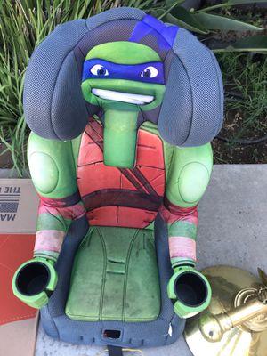 Ninja Turtle booster seat $65 OBO It is machine washable for Sale in Escondido, CA