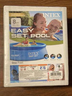 "NEW Intex 8'x30"" Inflatable Pool for Sale in Snohomish, WA"
