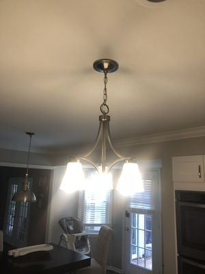 Gently used Light fixture for sale for Sale in Woodbridge, VA