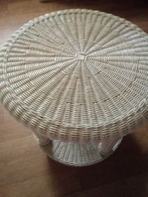 Rattan Table Collection for Sale in Bartow, FL