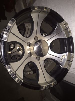 """Dick Cepek - 17"""" Truck Rims - Qty 4 for Sale in Concord, CA"""