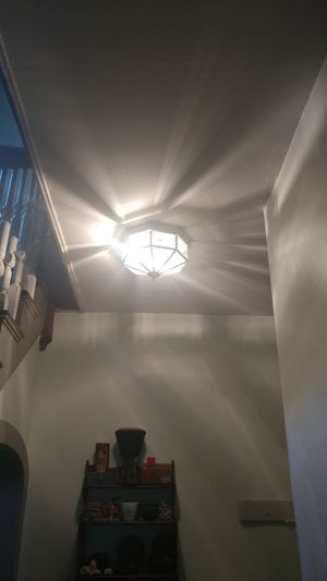 Ceiling light. for Sale in Malden, MA