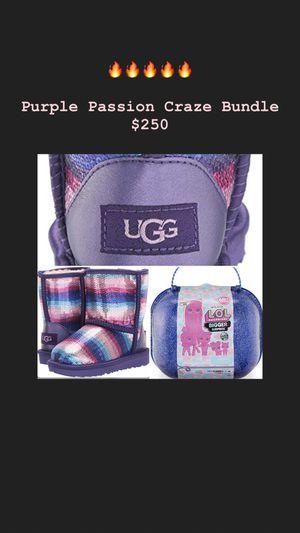 LOL Surprise Purple Passion Craze Bundle for Sale in Baltimore, MD