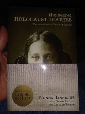 The secret HOLOCAUST DIARIES for Sale in Harbor City, CA