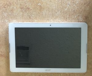 Acer tablet for Sale in Fort Worth, TX