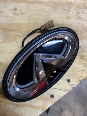 Q50 LED Front Emblem for Sale in Dallas, TX