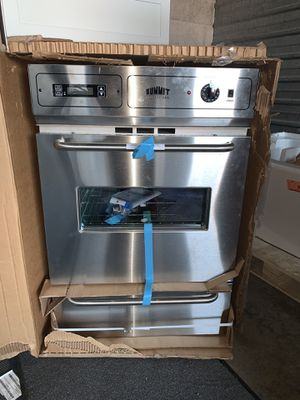 Summit Industrial Appliances - Oven and Fridge for Sale in Las Vegas, NV