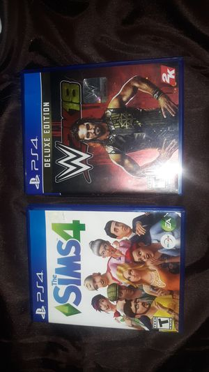 PS4 Games a for Sale in Ontario, CA