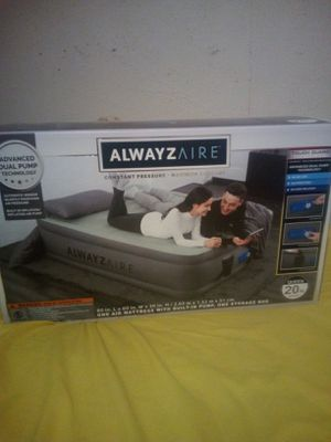 Alwayz Aire Queen Matress for Sale in Stevens Point, WI