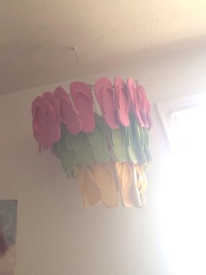 Flip flop chandelier for Sale in Columbus, OH