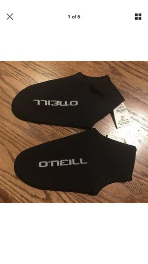 O'NEILL Slip On Boots Water Shoes Large Surfing Boogie Boarding for Sale in San Diego, CA