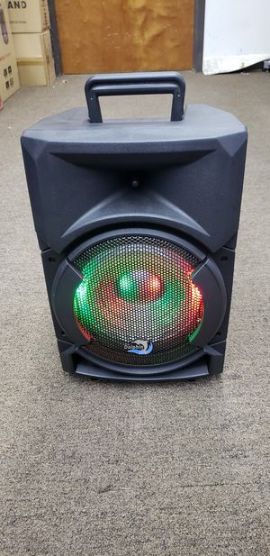 PORTABLE BLUETOOTH SPEAKER 1,350 WATTS. for Sale in Dallas, TX