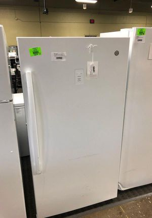 Brand New GE Garage Ready 17.3 cu. ft. Frost-Free Upright Freezer in White CAWG for Sale in Corona, CA