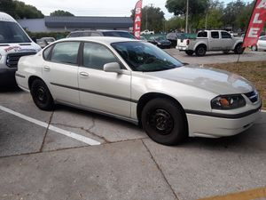 2004 Chevy Impala for Sale for Sale in Oldsmar, FL