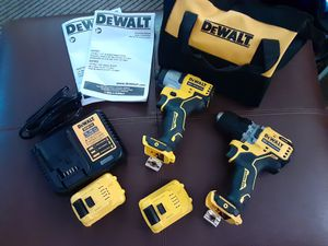 DEWALT brushless impact/drill for Sale in Portland, OR