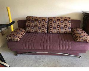 Futon couch for Sale in Concord, CA