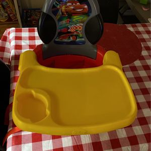 Cars Baby Booster Seat for Sale in North Las Vegas, NV