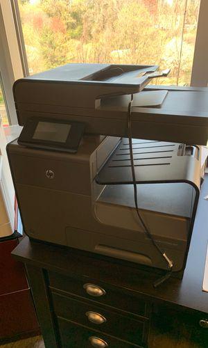 HP Officejet Pro X576dw MFP for Sale in Alexandria, VA