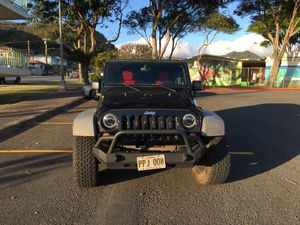 2007 Jeep Wrangler unlimited X for Sale in Kaneohe, HI