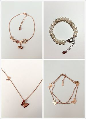 Bundle Of bracelet and necklace for Sale in Danville, PA