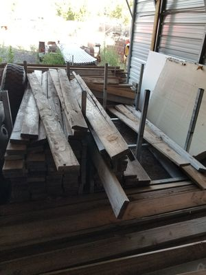 Wood 2×6×9 for Sale in Amarillo, TX