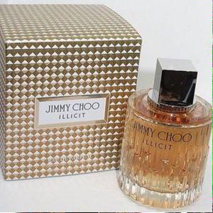 Jimmy Choo Illicit 3.3 Oz Eau De Parfum Spray By Jimmy Choo Perfume For Women for Sale in Miramar, FL