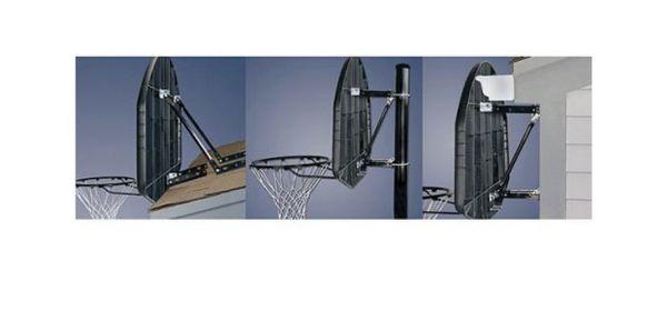 Spalding Univeral Basketball Mount For Basketball Hoops