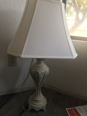 Antique Night Stand Lamp Ethan Allen for Sale in Diamond Bar, CA