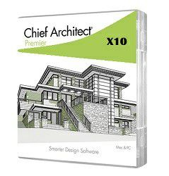 Chief Architect Premier X10 for Windows for Sale in West Palm Beach, FL