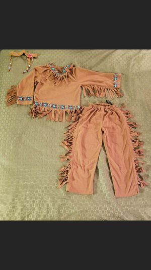 Kids Halloween Costume Size 6 for Sale in Norco, CA