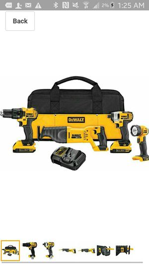 Dewalt 20v tool set for Sale in Oakley, CA