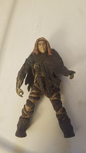 """5"""" 1998 X files Alien Attacks Mcfarlane Action figure for Sale for sale  San Diego, CA"""