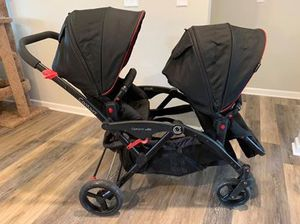 Contours Elite Double Stroller for Sale in Mooresville, NC