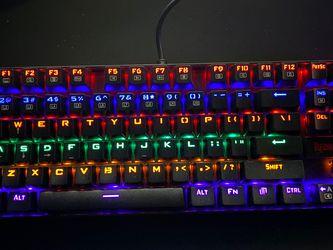 Redragon K552 Mechanical Keyboard for Sale in Tualatin,  OR