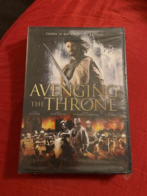 Avenging the Throne - DVD for Sale in Detroit, MI