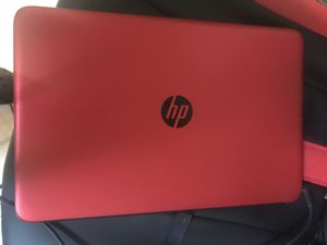 HP notebook 2018 for Sale in Tallahassee, FL
